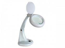 loeplamp  dioptrie 3 + 12 - 12 w - wit - vtlamp10