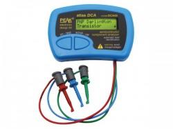 component analyzer voor halfgeleiders - dca55