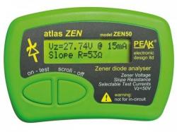 atlas zen - zenerdiode-analysator (0 - 50 v) - zen50