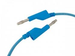 meetsnoer 4mm 50cm / blauw (mln-sil / 1) - hm042050