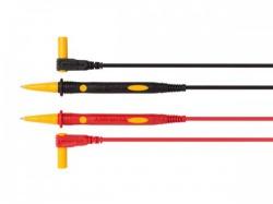 set met pvc meetsnoeren - cat iv 600 v - 15 a - 18 awg - lengte 75 cm - tlm72