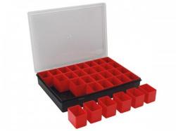 tayg - sorteerdoos - 330 x 247 x 54 mm - 32 uitneembare vakken - tg34008