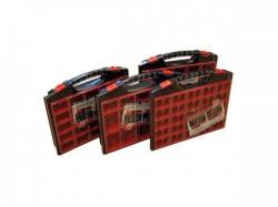 tayg - sorteerdoos - 430 x 370 x 55 mm - 25 uitneembare vakken - tg4305025