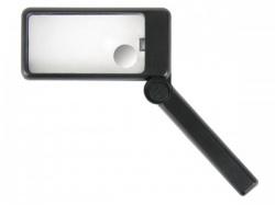 vergrootglas met lamp - 2x/6x - vtmg10