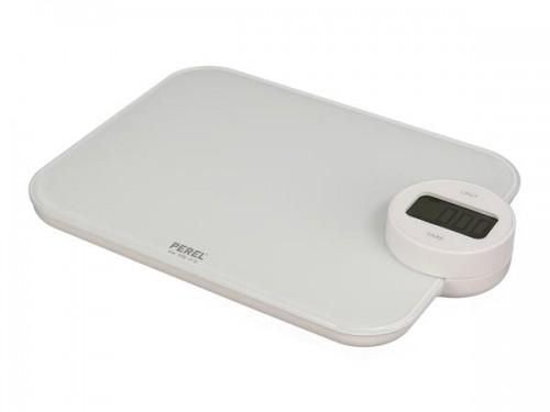 digitale keukenweegschaal - milieuvriendelijk - 5 kg / 1 g - zonder batterijen - vtbal104