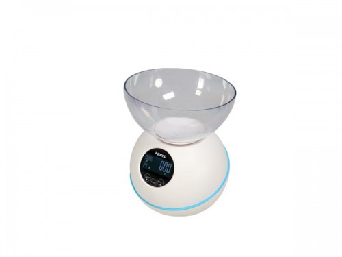 digitale keukenweegschaal - 5 kg / 1 g - vtbal105