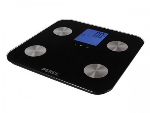 digitale lichaamsanalyse weegschaal - 180 kg / 100g - vtbal203