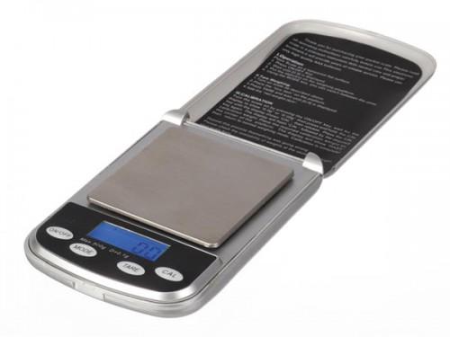 digitale mini precisieweegschaal - 500 g / 0.1 g - vtbal400