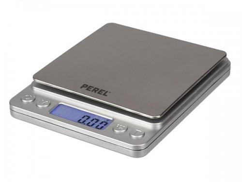 digitale mini precisieweegschaal - 500 g / 0.01 g - vtbal402
