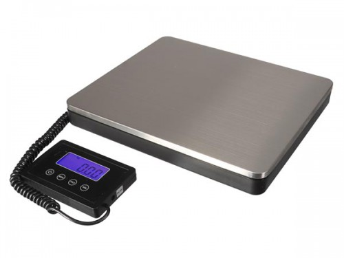digitale postweegschaal met afneembaar display - 100 kg / 50 g - vtbal501