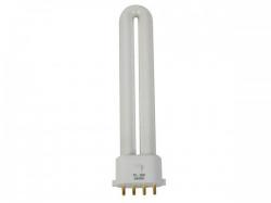 reservelamp voor vtlamp3wn - pl 9w 2g7 - lamp09pl/2