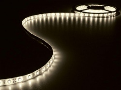 kit met flexibele led-strip en voeding - warmwit - 300 leds - 5 m - 12vdc - leds17ww