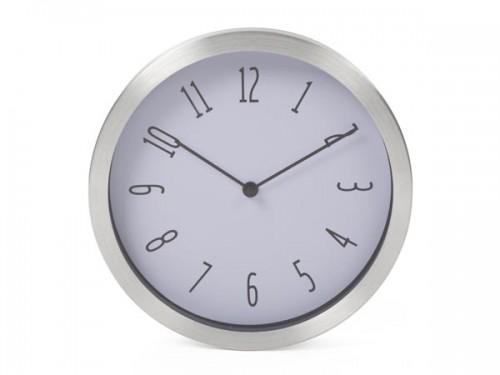aluminium wandklok - Ø 20 cm - wc108