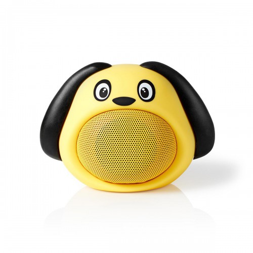 Animaticks Bluetooth Speaker | 3 uur Speeltijd | Handsfree bellen | Dusty Dog - spbt4110yw