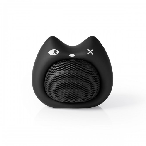 Animaticks Bluetooth Speaker | 3 Uur Speeltijd | Handsfree bellen | Kelly Kitten - spbt4110bk