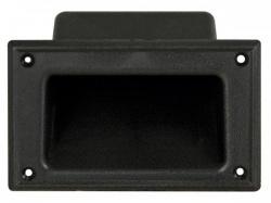 handvat voor luidspreker, plastic, 133 x 82mm - vdac01
