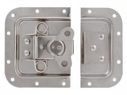 metalen vergrendeling, wit, 171 x 126mm - vdac12