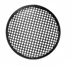 zwart metalen luidsprekerrooster, 20.3cm - vdac33