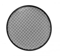 zwart metalen luidsprekerrooster, 38.1cm - vdac36