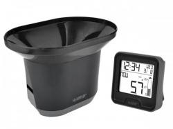 la crosse - draadloze pluviometer met weergave binnentemperatuur - ws9003