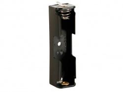 batterijhouder voor 1 x aa-cel (met soldeerlippen) - BH311D