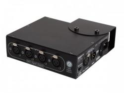 4-weg dmx-splitter - compacte behuizing - hqdb10001