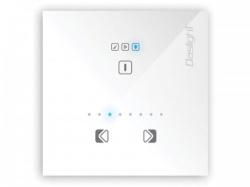 daslight dpad128 - autonome dmx-controller voor wandmontage - vdpdpad128