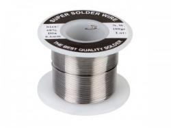 soldeer sn 60% pb 40% - 0.6 mm 100 g - sold100g6