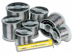 loodvrij soldeer sn 99.3% - cu 0.7% 0.6mm 100g - sold100g6lf