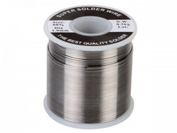soldeer sn 60% pb 40% - 1mm 500g - sold500g