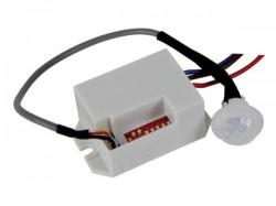 mini pir-bewegingsdetector - inbouw - 12 vdc - ems114