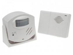 alarmdeurbel met pir bewegingsdetector - ham25