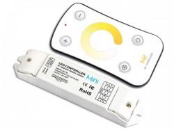 kleurtemperatuur led-dimmer - met rf-afstandsbediening - chlsc14