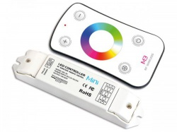 rgb led-controller met rf-afstandsbediening - chlsc15