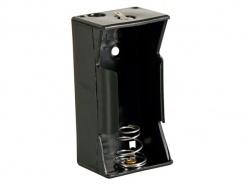 batterijhouder voor 1 x d-cel (met soldeerlippen) - BH111D