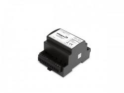rgbw led-controller - bediening via drukknop & dali - lqc4d-v1