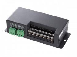 hoogvermogen dmx-controller voor ledstrips - 4 kanalen - chlsc26