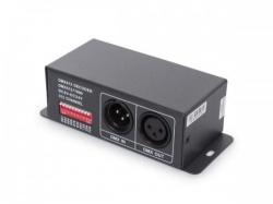 dmx-controller voor professionele digitale ledstrips - chlsc27