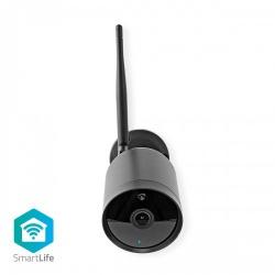 WiFi Smart Outdoor IP-camera | Full HD | Metalen behuizing | Waterdicht (IP65) - wifico40cbk