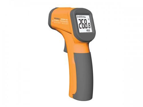 contactvrije mini ir-thermometer met laserpointer (-50° c tot +330° c) - eem100