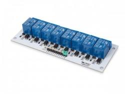 8-kanaals relaismodule - wpm436