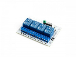 4-kanaals relaismodule - wpm400