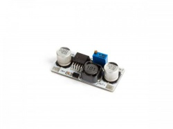 dc-dc instelbare step down-spanningsregelaar-module lm2596s - wpm404