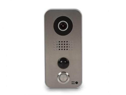 doorbird d101s videofoon, strato-silver, opbouw - vmbvp1'de