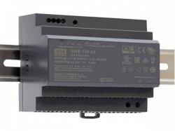 voeding - 1 uitgang - 150 w - din-railmontage - 24 v - voor industrieel gebruik - hdr-150-24