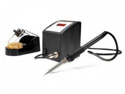 soldeerstation - 80w/230v - temperatuurregeling & keramisch verwarmingselement - vtssc70