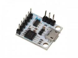 attiny85 micro ontwikkelbord - compatibel met arduino®  - wpb108
