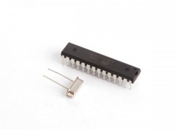 atmega328p mcu ic met arduino® uno bootloader en 16 mhz kwartsoscillator - wpb416