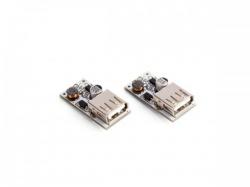 dc-dc boost-module / (2.5 v-5 v) 600 ma naar usb 5 v (2-delig) - wpm403
