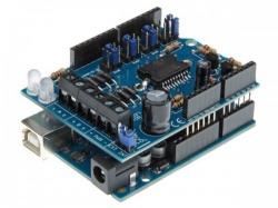 motor & power shield voor arduino® - wpsh03